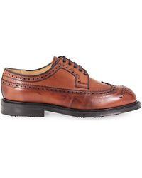 Church's Classic Brogue Shoes - Bruin
