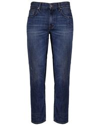 Department 5 Departement 5 Corkey Blauwe Jeans