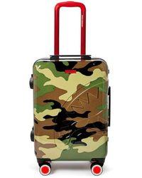 Sprayground Check&camouflage Trolley - Meerkleurig