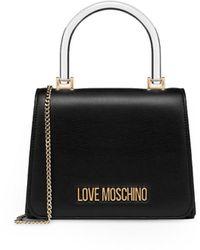 Love Moschino Handtas - Zwart