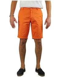 Saint James Doug Ii Oranje Bermuda Shorts