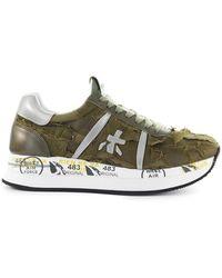bb8030dad1 Sneaker Conny 3621 - Verde