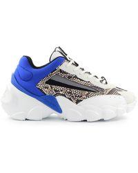 Fila Smasher Wmn Royal Blauw Phyton Sneaker