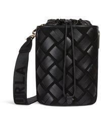 Furla Lipari Bucket Bag - Black