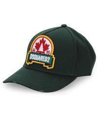 DSquared² Blad Groene Baseball Cap