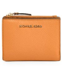Michael Kors Jet Set Medium Orange Wallet