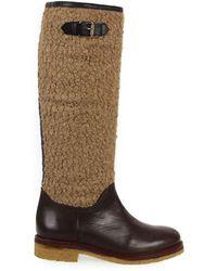 Roberto Festa Belfort High Boot - Brown