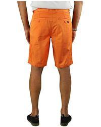 Saint James Doug Ii Bermuda Shorts - Oranje