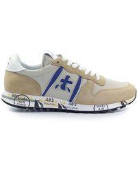 Premiata Eric 5172 Sneaker - Naturel