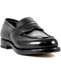 Santoni Mchi12693md2hthwnsi Loafer - Black