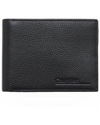 Calvin Klein Billfold Black Wallet