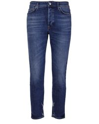 Department 5 Drake Jeans - Blauw