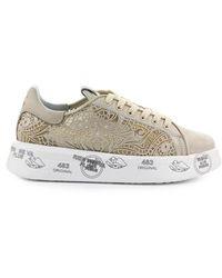 Premiata Belle 5227 Sneaker - Naturel