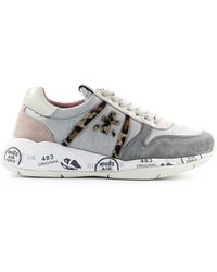 Premiata Layla 5020 Sneaker - Grijs