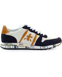 Premiata Eric 5170 Sneaker - Blauw