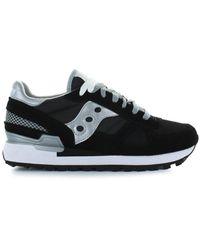 Saucony Shadow Original Zwart Zilver Sneaker