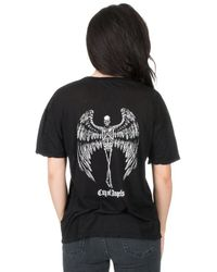 Adaptation City Of Angels T-shirt - Black