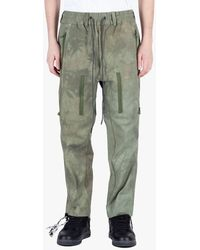 Mostly Heard Rarely Seen Zip Off Cargo Pants - Green