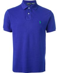 Polo Ralph Lauren Classic Polo Shirt - Lyst