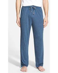 Tommy Bahama Men'S Cotton Blend Lounge Pants - Lyst