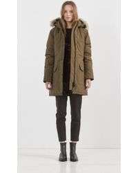 Canada Goose Trillium Hooded Down Parka - Lyst