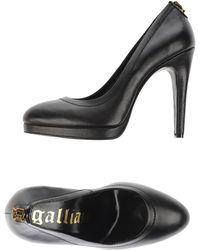 John Galliano Court - Black