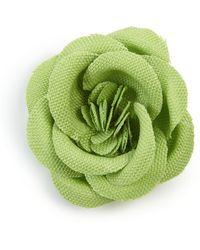 Hook + Albert | Lapel Flower Pin | Lyst