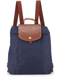Longchamp Le Pliage Nylon Backpack - Lyst