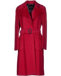 Aquascutum Coat - Red