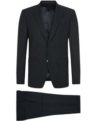 Givenchy Madonna Collar Wool Suit - Lyst