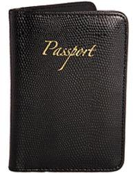 Asos Passport Holder - Lyst