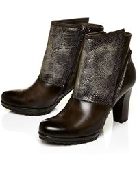 Moda In Pelle | Upend High Heeled Ankle Boots | Lyst