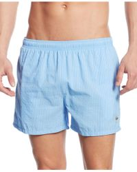 Hugo Boss Tuna Swim Trunks - Lyst