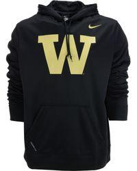 Nike Mens Washington Huskies Hoodie - Lyst