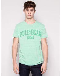 Pull&Bear Basic Top - Lyst