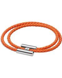 Hermès Tournis orange - Lyst