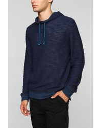 BDG - Marled Pullover Hooded Sweatshirt - Lyst