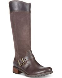 Timberland Women'S Earthkeepers Bethel Tall Boots - Lyst
