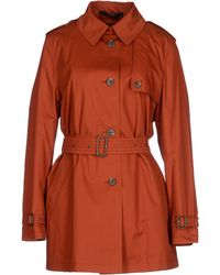 Daks Full-Length Jacket - Brown