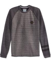 Hurley - Arena Crew-neck Sweater - Lyst