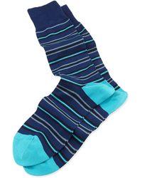 Paul Smith Tt Stripe Socks - Lyst