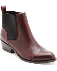Dv By Dolce Vita Vancie Ankle Boots - Lyst