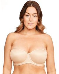 Elomi - Smoothing Underwire Moulded Strapless Bra - Lyst