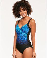 Miraclesuit - Mediterra Sanibel Firm Control Swimsuit - Lyst