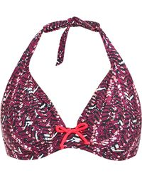 Curvy Kate - Instinct Halterneck Bikini Top - Lyst