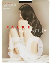 Falke - 50 Denier Pure Matt Tights - Lyst