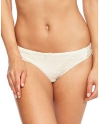 Chantelle - Champs Elysees Brazilian Brief - Lyst
