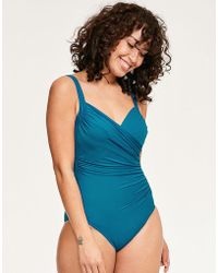 Miraclesuit - Must Haves Sanibel Underwired Firm Control Swimsuit - Lyst
