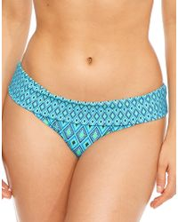 Curvy Kate - Revive Fold Over Brief - Lyst