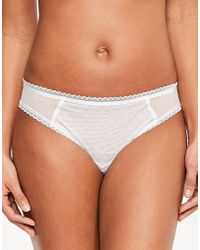 Chantelle - Courcelles Sexy Brief - Lyst
